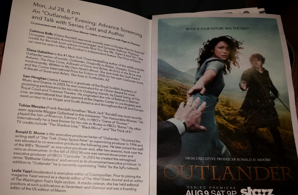 Tqwana Explains...Why You Should Watch and Love Outlander (2/6)