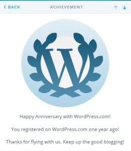 WP Anniversary