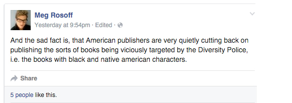 Actually, it sounds like their just pulling back on publishing your book...